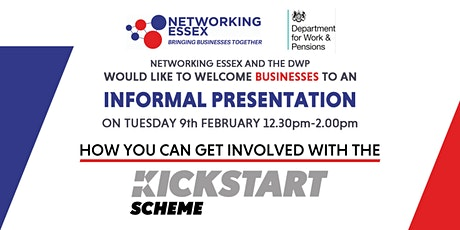 How to get involved with the Kickstart scheme tickets