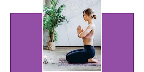 Kronen Chakra Meditation - Heilung der Vergangenheit - nach Brenda Davies Tickets