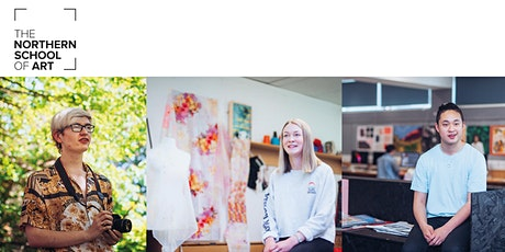 The Northern School of Art Open Day (College Level) Tuesday 5th October 21 tickets