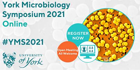 York Microbiology Symposium 2021 tickets