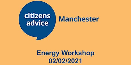 Energy Workshop - Being Winter Ready tickets