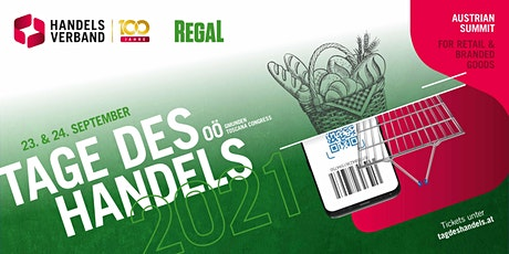 TAGE DES HANDELS 2021 Tickets