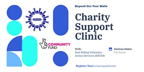 Charity Support Clinic tickets