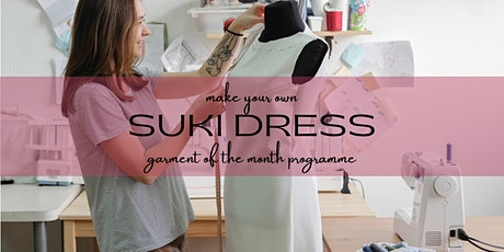 Make Your Own Suki Dress - Garment of the Month tickets