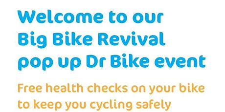 Dr Bike FREE bike check & repair << Monday 22nd February 2021 >> tickets