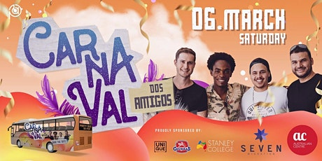 Carnaval dos Amigos 3rd Edition tickets