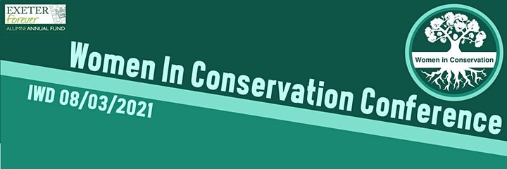 Women in Conservation Conference 2021 image