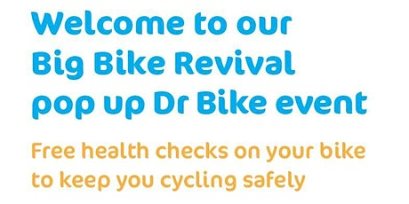 Dr Bike FREE bike check & repair  >>Monday March 1st 2021<< tickets
