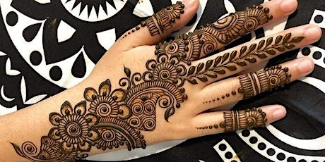 Indian Folk Art and Henna Body Art Inspired Drawing Workshop tickets