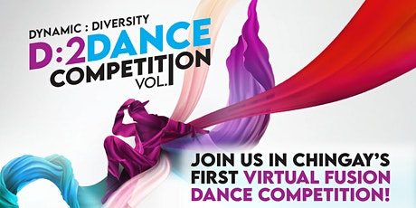 Chingay 2021 – D:2 Dance Competition Vol. 1 tickets