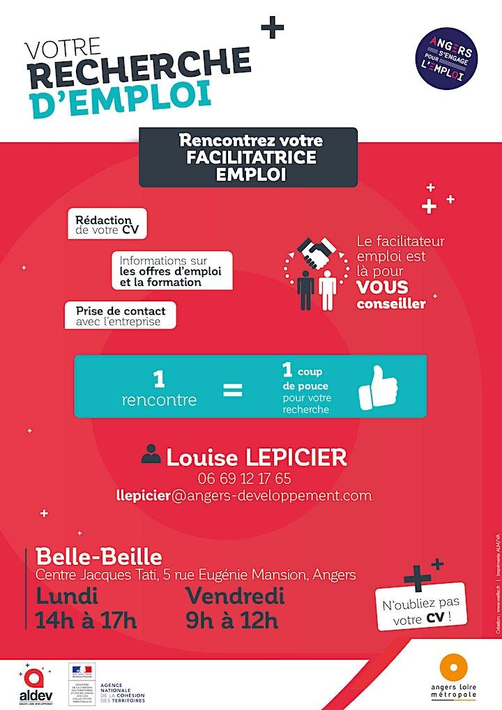 Image pour Permanences Emploi dans le quartier prioritaire  Belle-Beille (Centre Tati)