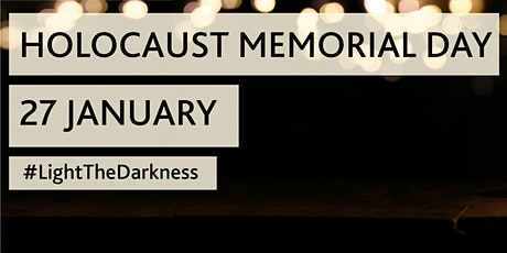 Holocaust Memorial Day tickets