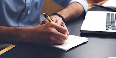 Ciclo de capacitación en escritura académica entre la oración y el párrafo entradas