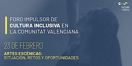 Foro impulsor de cultura inclusiva en la Comunitat Valenciana entradas