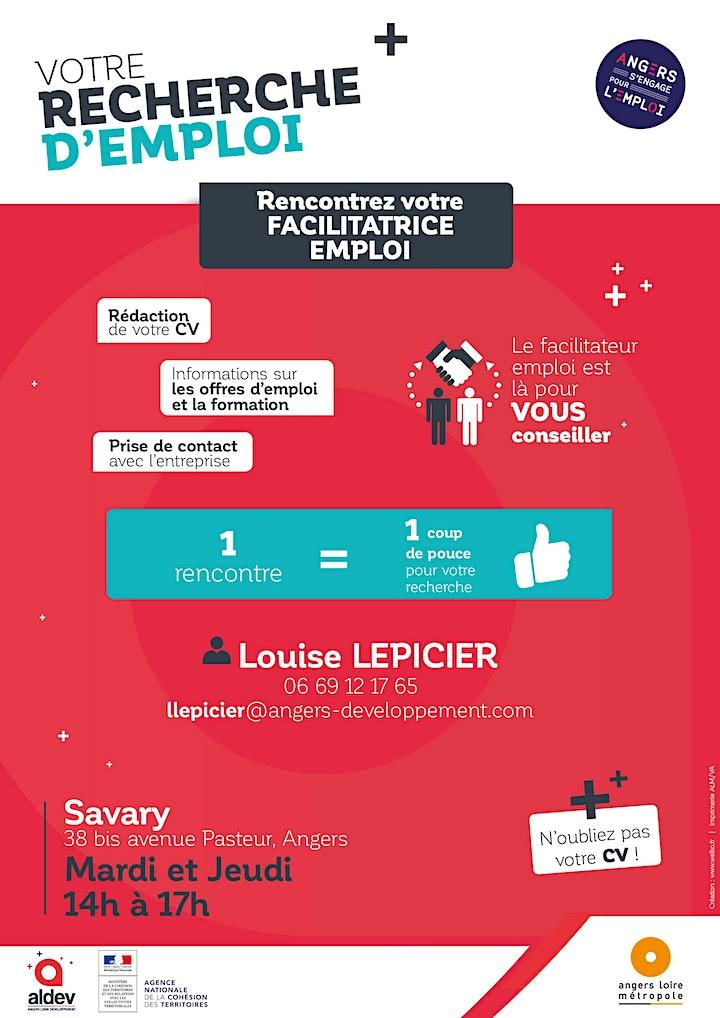 Image pour Permanences Emploi dans le quartier prioritaire de Savary
