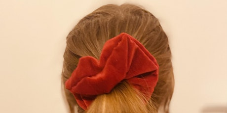 ONLINE Make your own Scrunchie Workshop! tickets