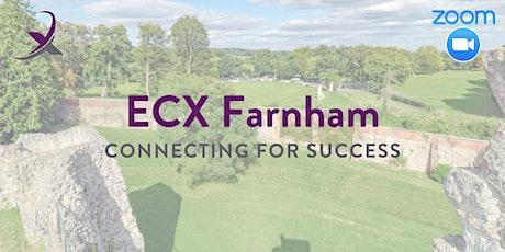 ECX Farnham (Enterprise Connexions) tickets