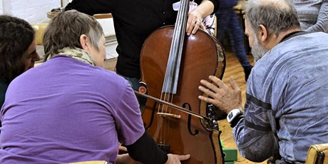 Community Music Practice: Working with People Living with Dementia tickets