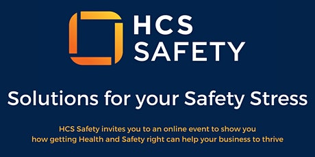 HCS Safety - Solutions for your Safety Stress tickets