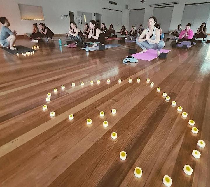 CULTIVATE A HEALTHY MIND, BODY & SOUL - YOGA &  WELLNESS TALK DAY RETREAT image