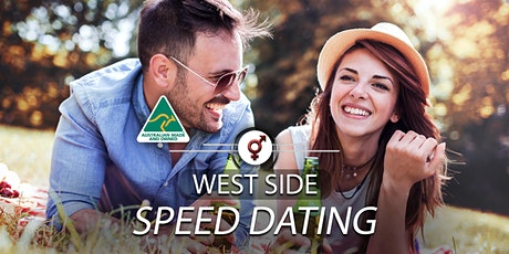 West Side Speed Dating | Age 30-42 | March tickets
