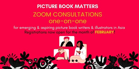 Picture Book Matters | Zoom Consultations - One on One tickets