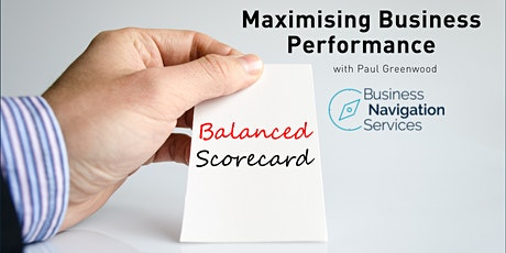Maximising Business Performance tickets