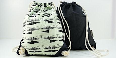 Workshop di sartoria - La sacca in tessuto di recupero - €60 biglietti