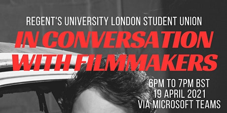 In Conversation with Filmmakers tickets