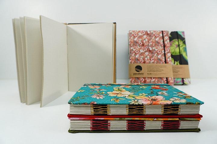 Immagine Workshop di legatoria - il quaderno rilegato a mano - €60