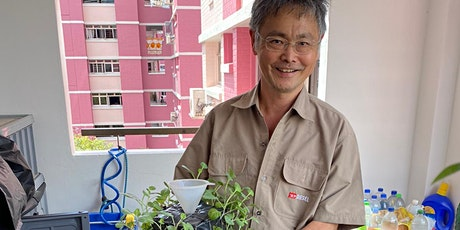 Farm Day Out Workshop: Low Cost High Yield Urban Farming with James Lam tickets