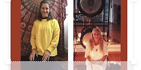 Yoga Nidra & Sound Healing On-line/Yoga Nidra e Terapia de Som Online ingressos
