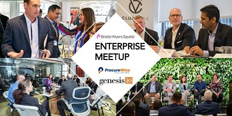 Enterprise Meetup by Procurewise & Genesis10 Tickets