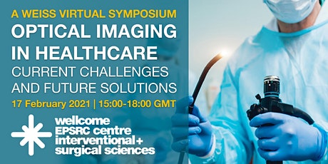 Optical Imaging in Healthcare: Current Challenges and Future Solutions tickets