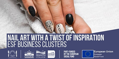 Nail Art with a Twist of Inspiration tickets