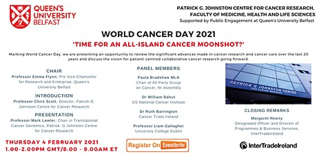 World Cancer Day 2021 tickets