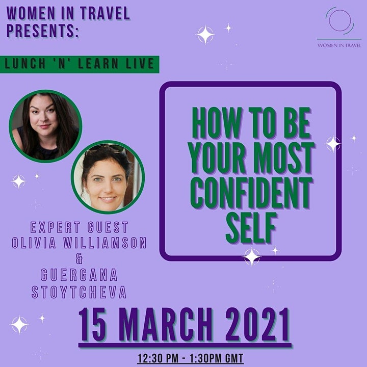 How to  Be Your Most Confident Self Through Communication and Authenticity image