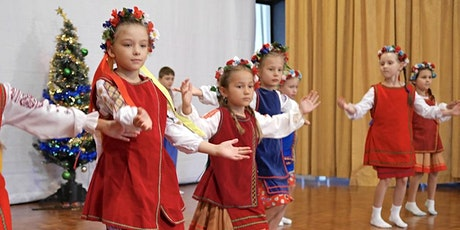 Ukrainian Dance Class (Kids Single) 02/2021-07/2021 tickets