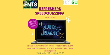 UCD Refreshers Day Smart Phone Speed Quizzing tickets