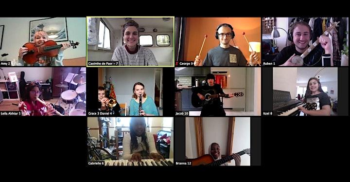 Scratchmakers - Creative music course , February half term 2021 image