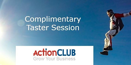 ActionCLUB Group Business Coaching - Free Taster Session tickets