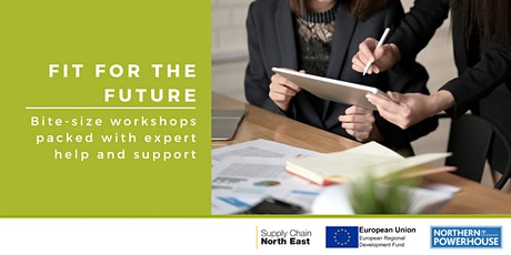 Get your business fit for the future tickets