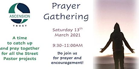 The Prayer Gathering (via Zoom) tickets