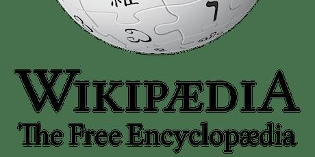 Scots Wiki Editathon - January 2021 - SUNDAY 31st tickets