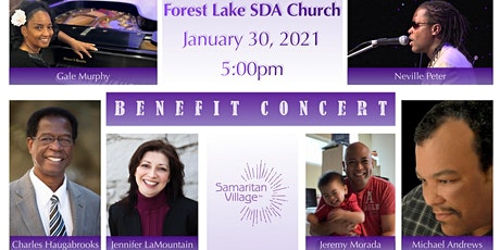 Benefit Concert for Samaritan Village tickets