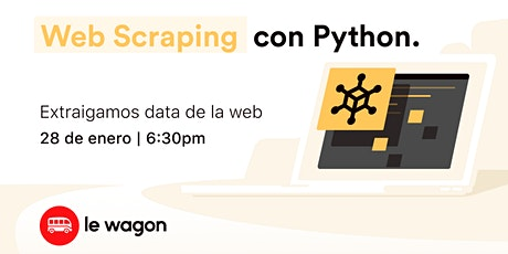 Web Scraping con Python boletos