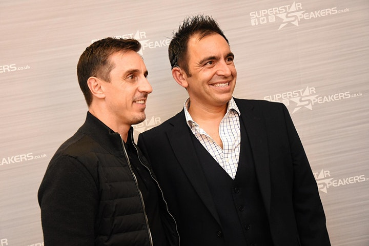 An Evening with Gary Neville - Northampton image