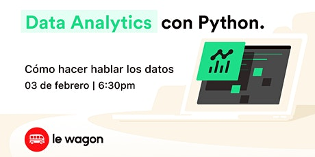 Data Analytics para principiantes boletos