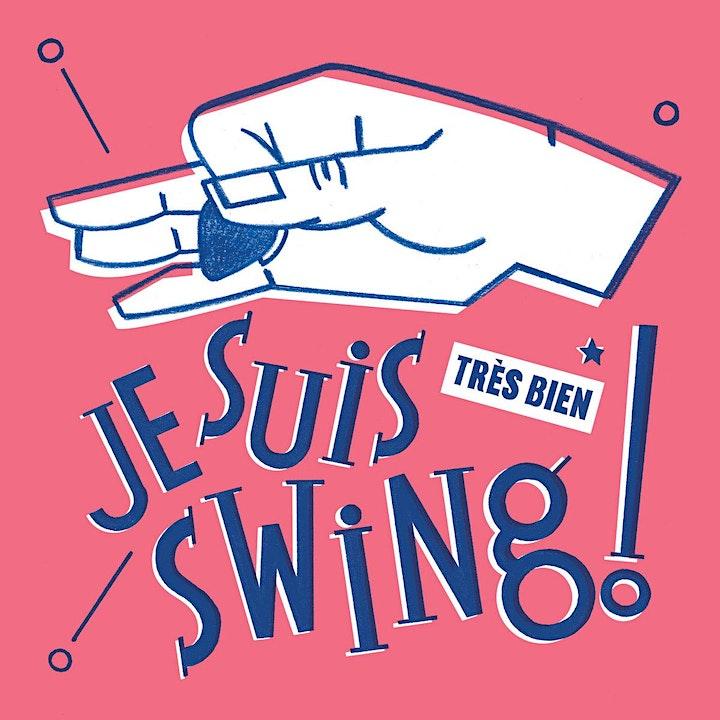 """Imagen de Concierto de Música """"JE SUIS SWING"""" del Grupo Trés Bien!"""