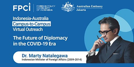 Indonesia-Australia Campus-to-Campus Virtual Outreach tickets